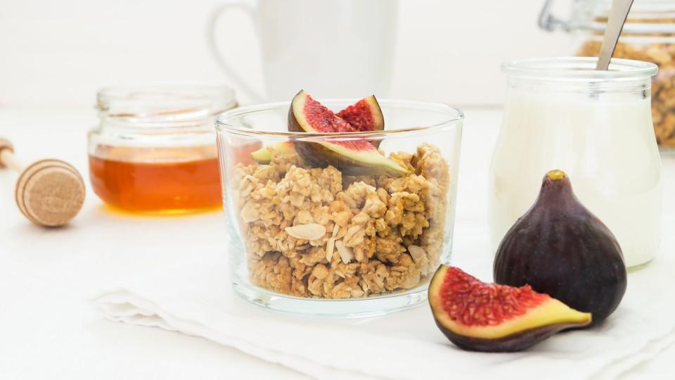 Fruta y yogur: el maridaje perfecto