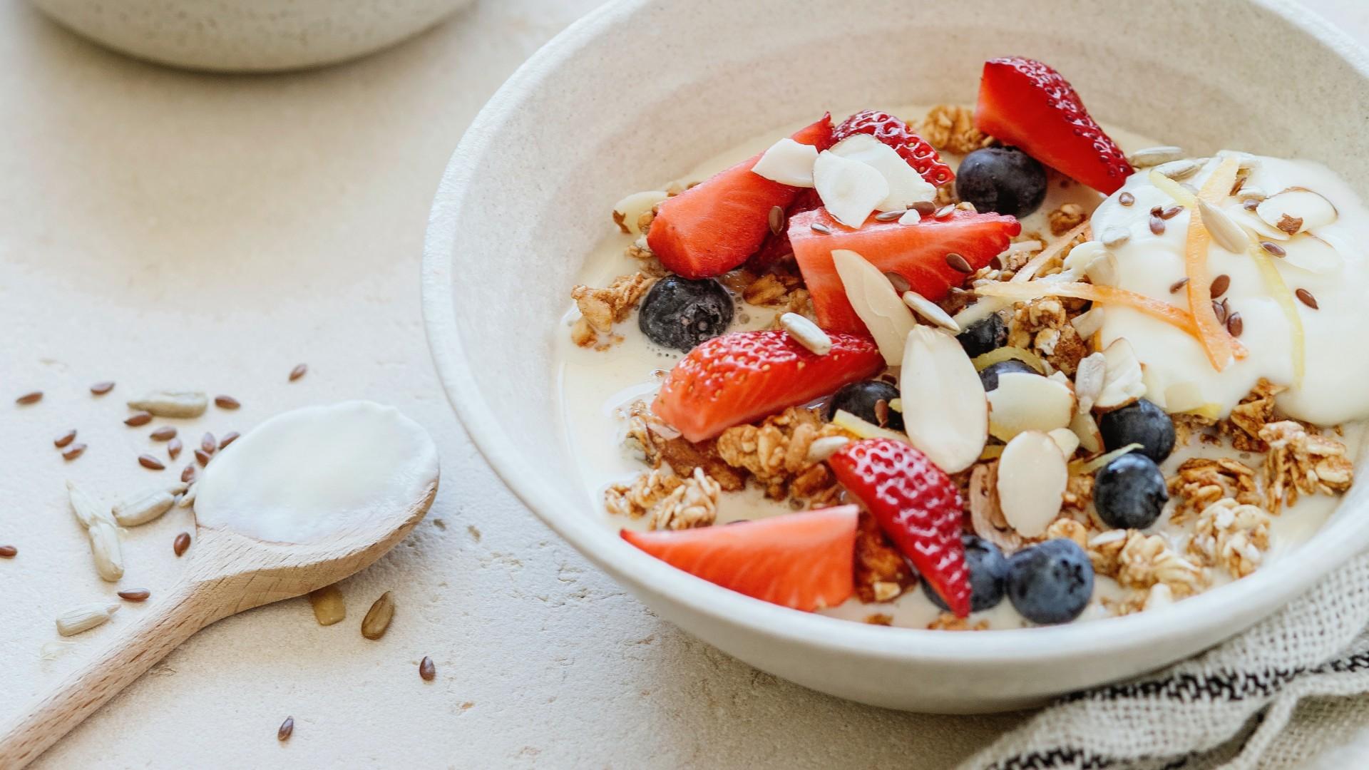 Come sano y muévete