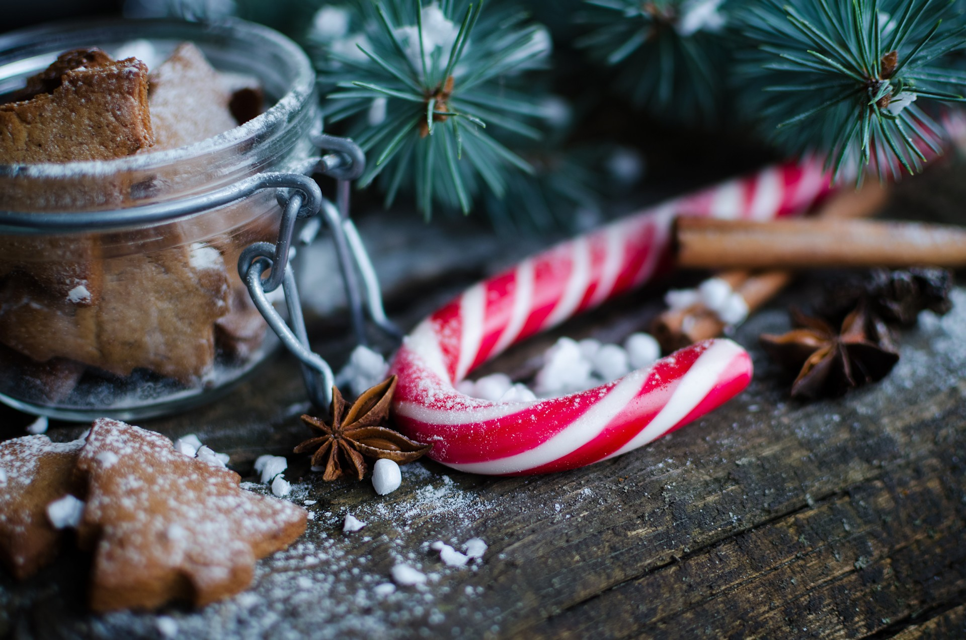 Un dulce viaje navideño