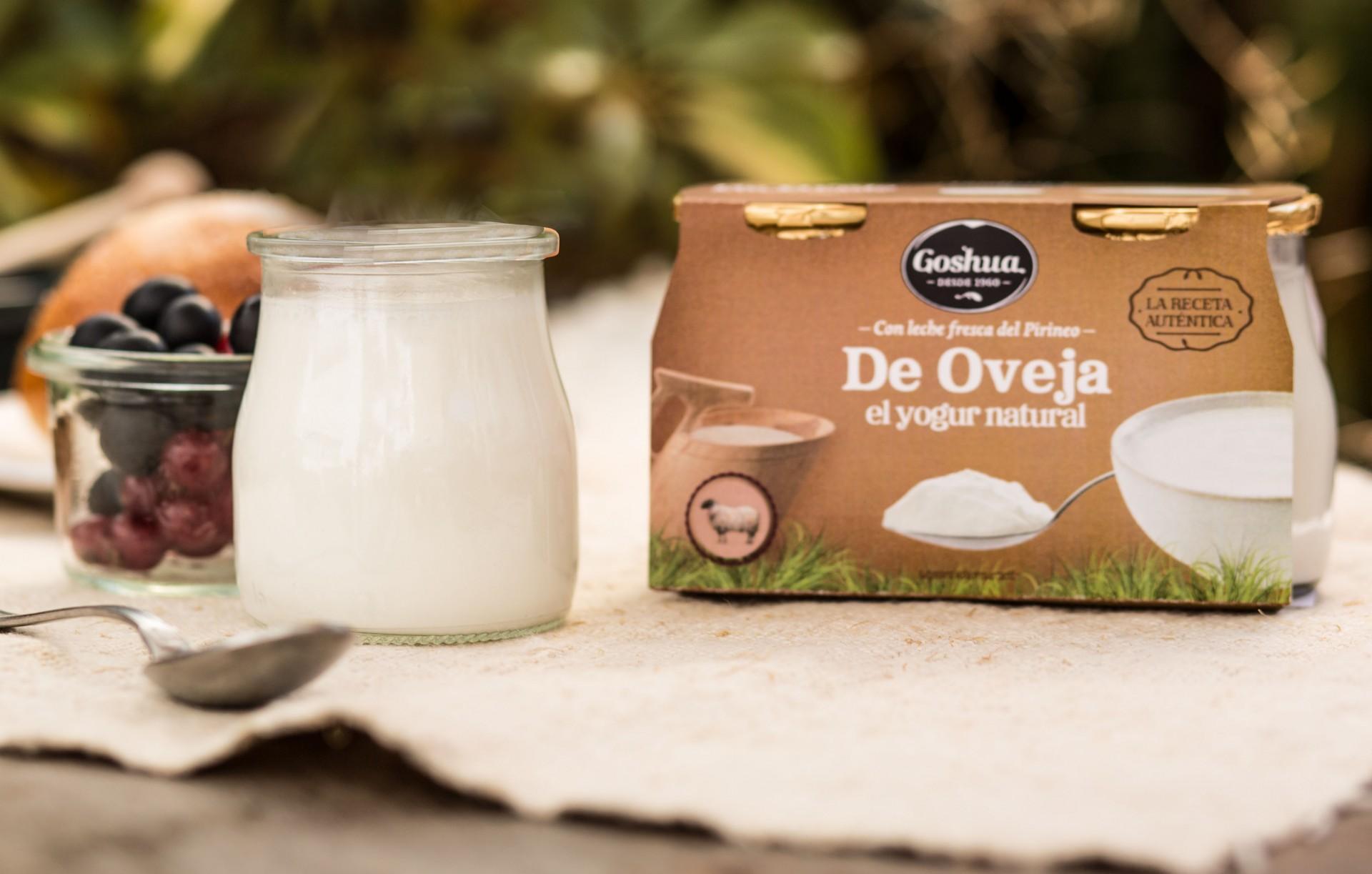 El yogur griego más deseado