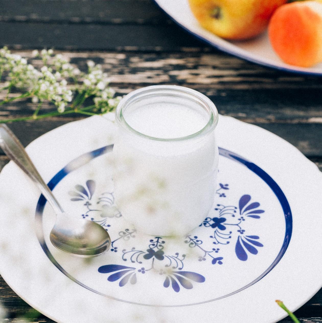 La importancia de la leche